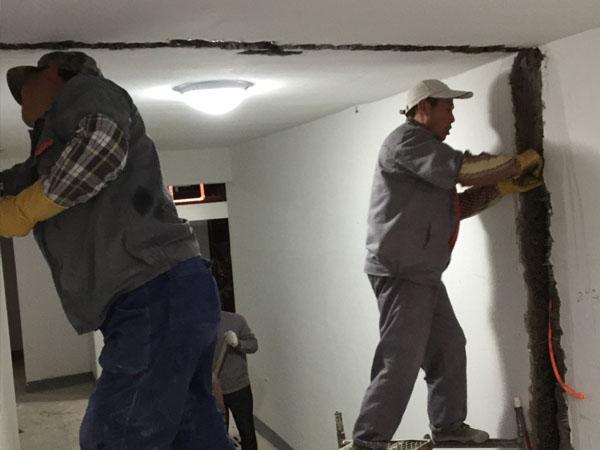 地下室堵漏施工的一些kao虑yin素