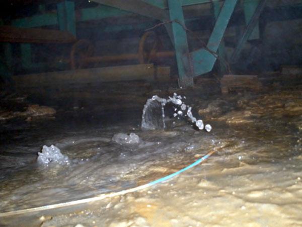 地下室堵漏公(gong)司(si)教你地下室滲漏水如何處理祥物?