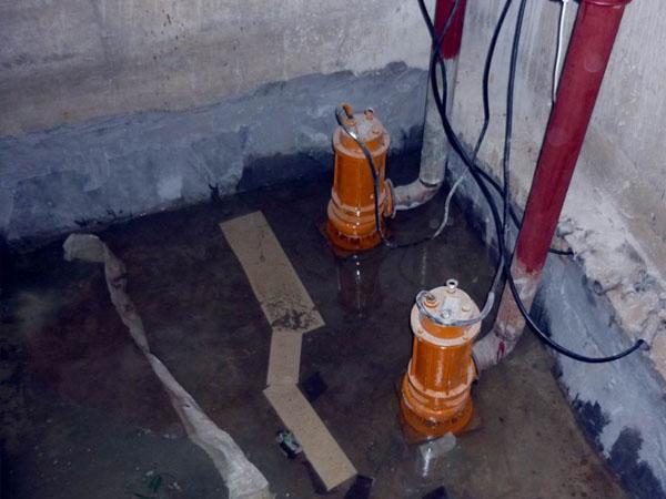 地下室漏水怎麼處理才(cai)能堵漏特征?