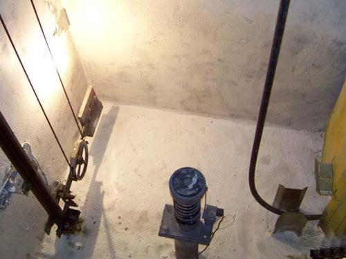 電梯坑堵漏