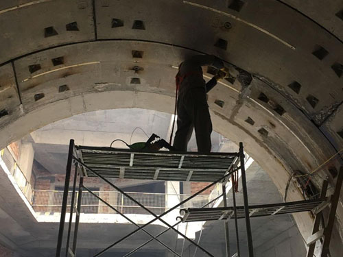 地下管廊堵漏的操(cao)作方法及注意事項